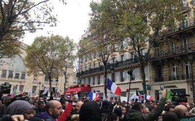 Tribune : «Pourquoi je marcherai le 10 novembre contre la haine anti-musulmans»