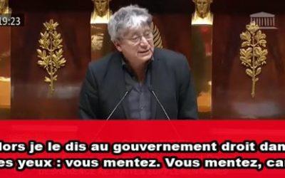Le gouvernement ment aux Français : il veut privatiser nos retraites !
