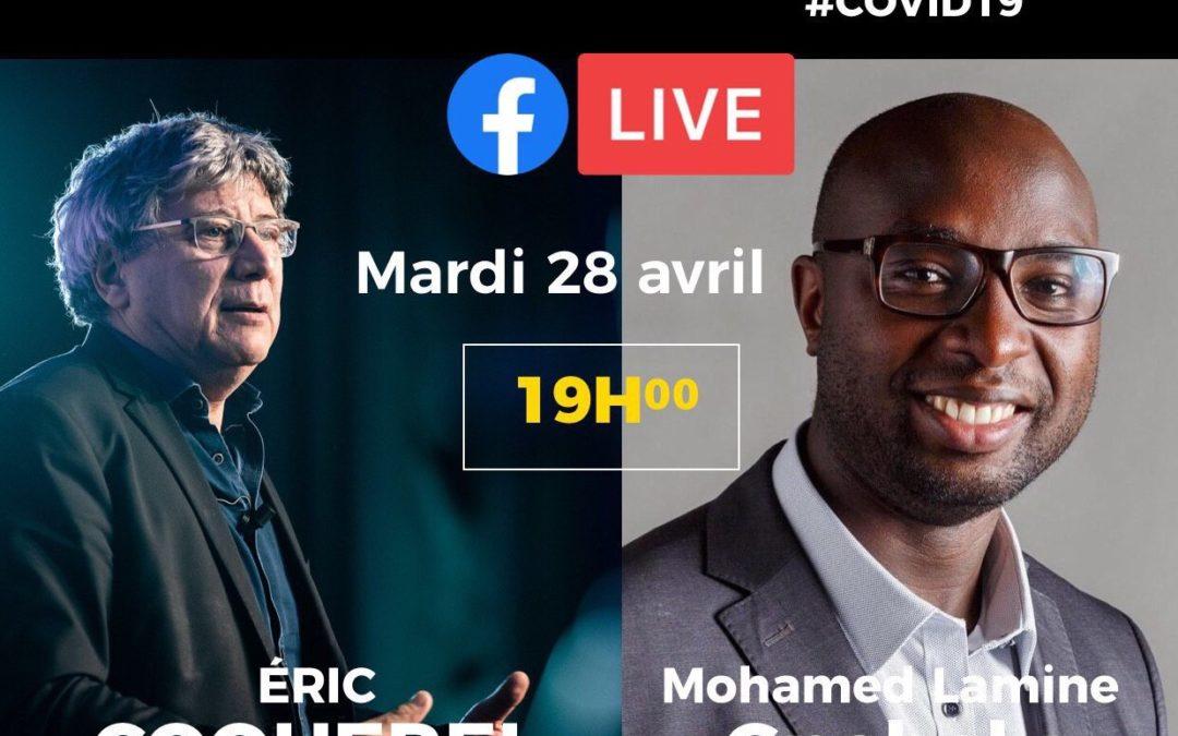 LES HÉROS DU QUOTIDIEN #3 – Mohamed Gnabaly, maire de L'Île-Saint-Denis